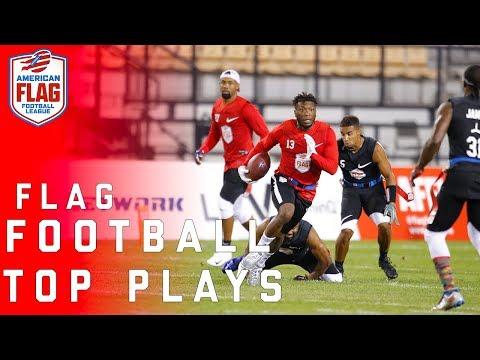 Flag Football Top Plays: Michael Vick, Ochocinco, Nate Robinson and More!   NFL