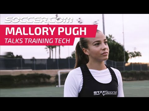 Mallory Pugh Interview | Training with STATSports
