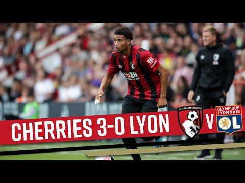 HIGHLIGHTS | AFC Bournemouth 3-0 Lyon