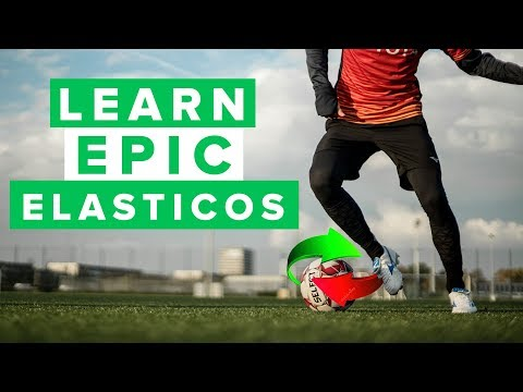 5 ELASTICO VARIATIONS YOU NEED TO LEARN | How to do these football skills