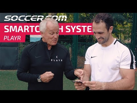 PLAYR's SmartCoach Tracking Technology