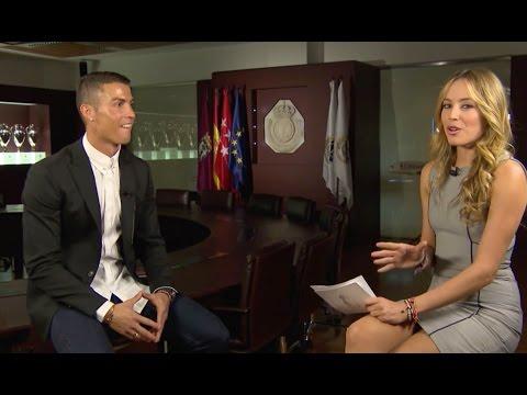 """Cristiano Ronaldo """"Voy a dar lo mejor y luchar por esta camiseta como siempre"""""""