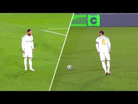 Sergio Ramos Most EPIC GOALS Ever