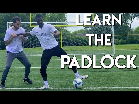 5 WAYS TO KEEP THE BALL FOREVER - HOW TO SHIELD THE BALL IN SOCCER