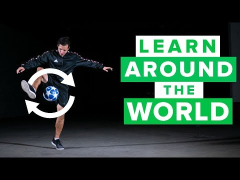LEARN THE AROUND THE WORLD IN NO TIME | freestyle tutorial