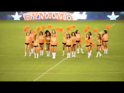 Break Free Ariana Grande - Dynamo Girls performance