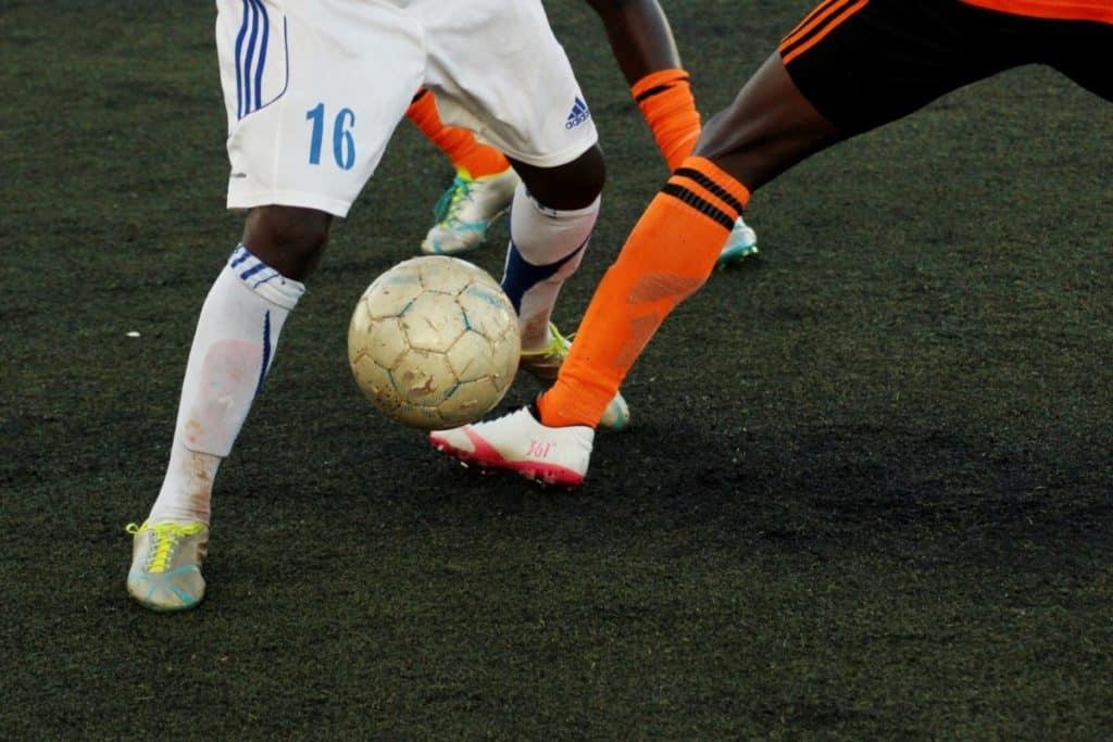tackle in soccer