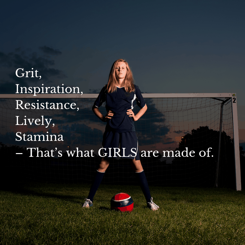quote about girls