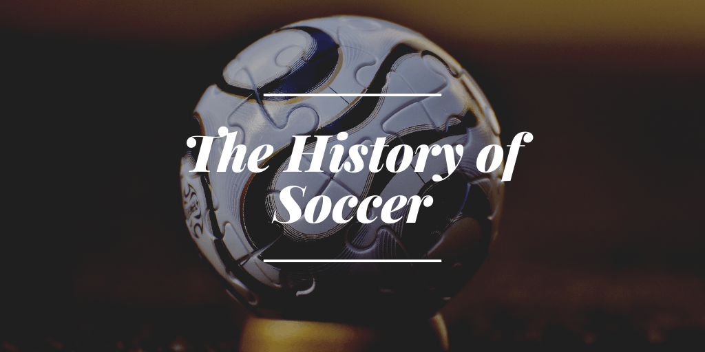 Post title over image of soccer ball