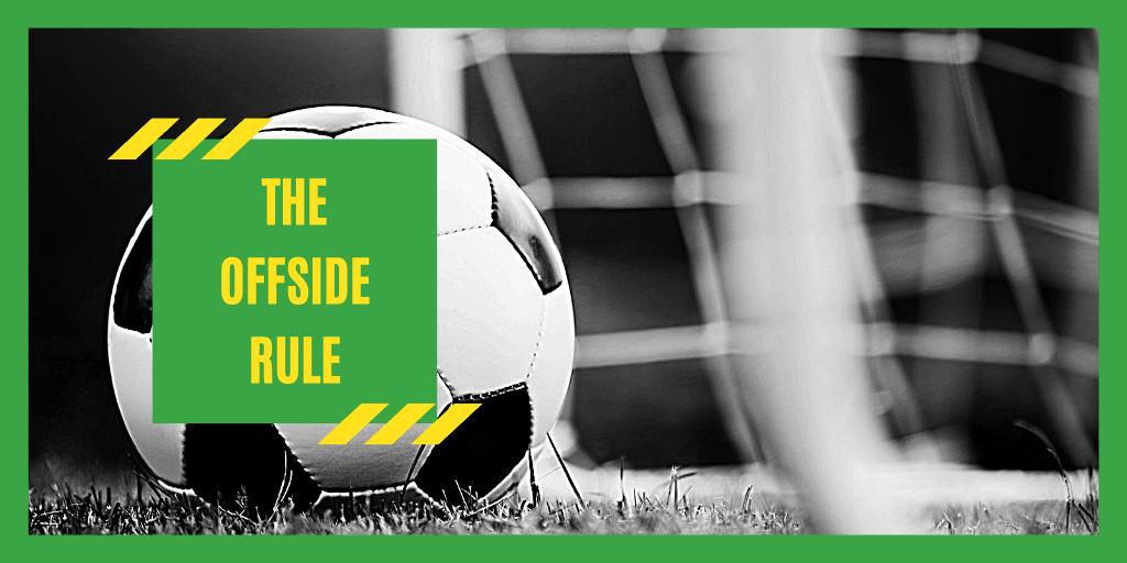 header image for the offside rule