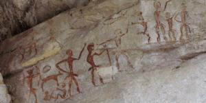 ancient wall art