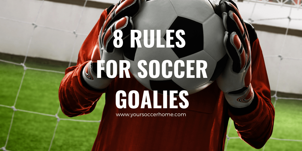 Rules for soccer goalies - post header image