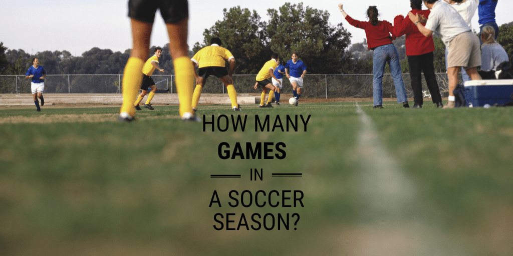 How Many Games in a Soccer Season? image