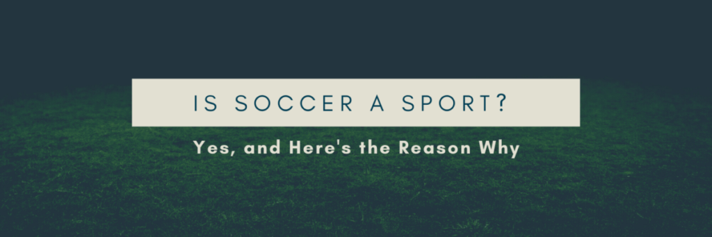 soccer is a sport - contact and popular