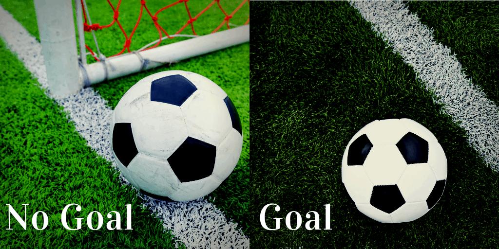 Goal vs no goal