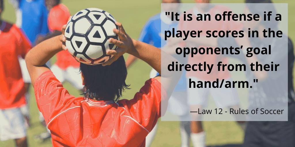 soccer rule 12