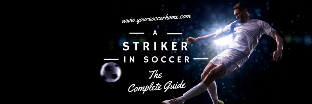 soccer striker: what it is and the role - image