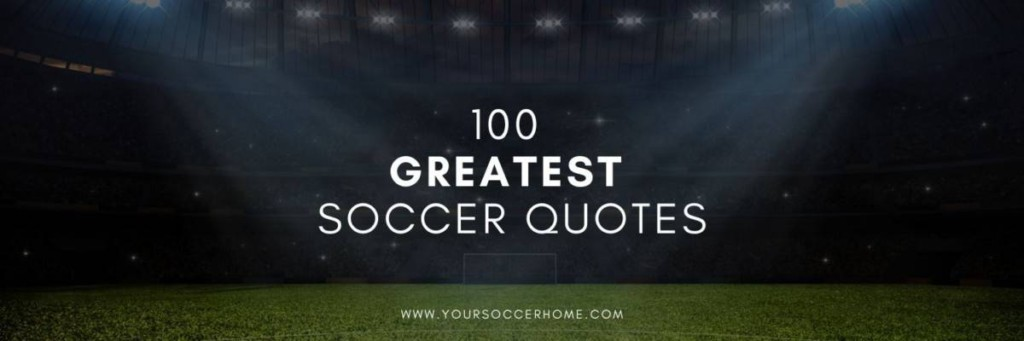 post title image of soccer quotes