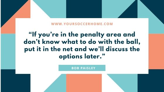 Funny soccer quote