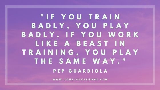 motivational soccer quote