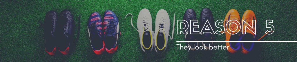 reason 5 soccer cleat image
