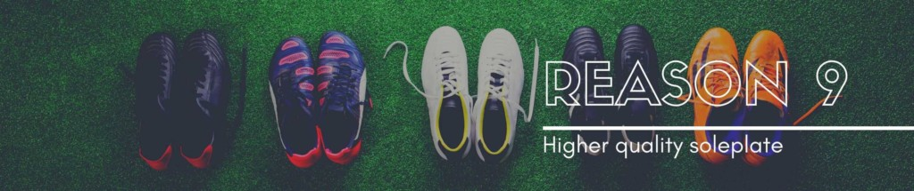 reason 9 soccer cleat image