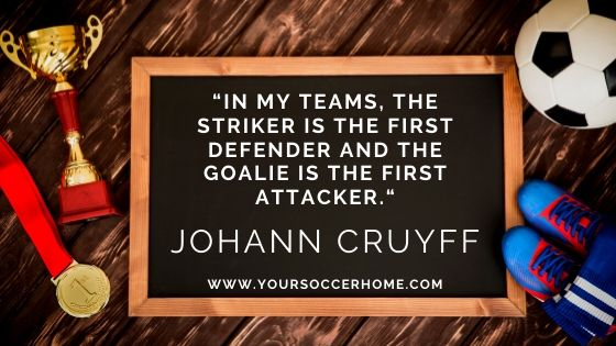 soccer quote about teamwork