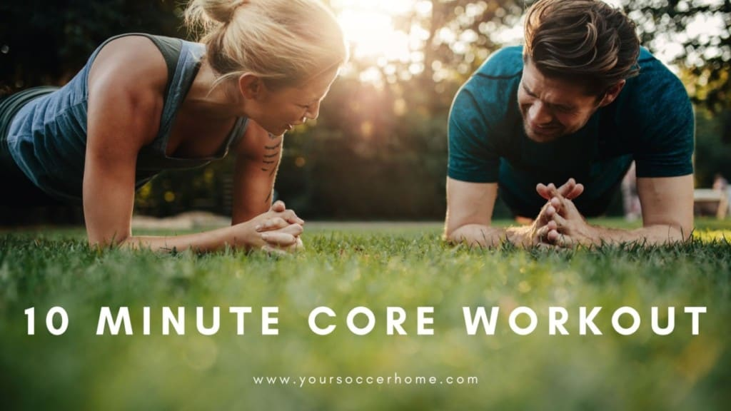 10 minute core workout routine