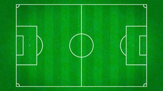 soccer field markings