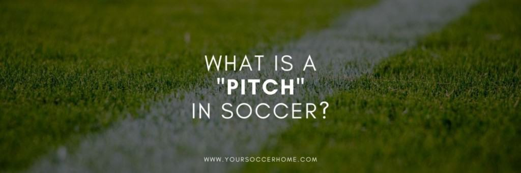 post title above image of soccer field