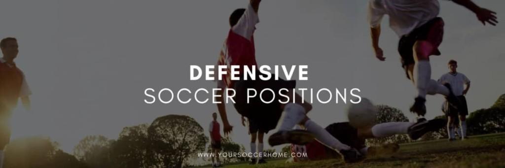 Post title over image of soccer defender