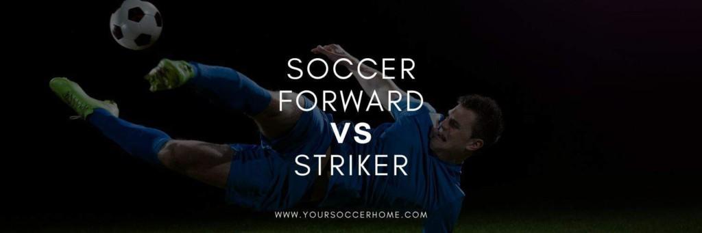 Post title over image of soccer striker kicking ball