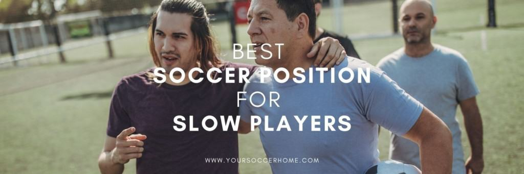 slow soccer player image