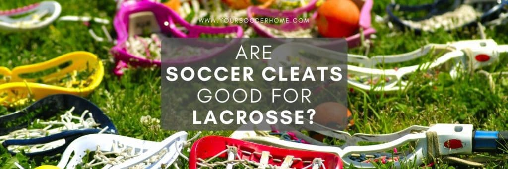 Post title over image of lacrosse equipment