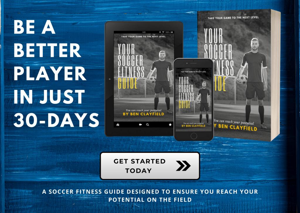 soccer fitness ebook