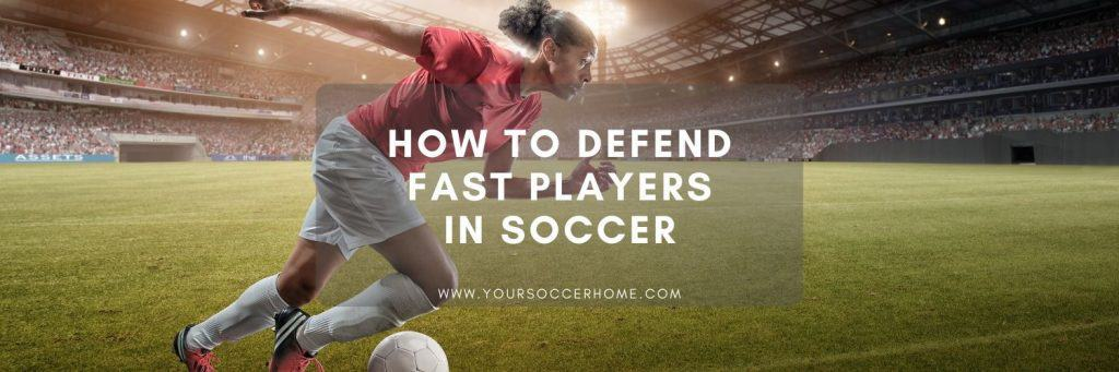 post title over image of fast soccer player