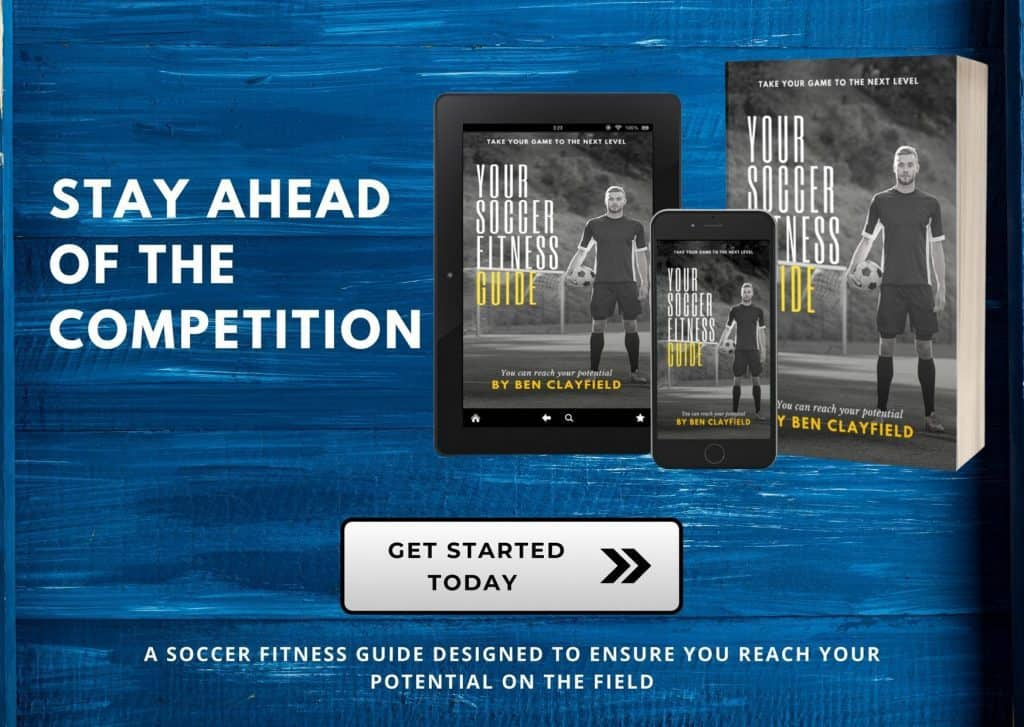 soccer fitness ebook