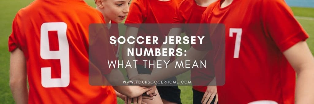 Post title over image of soccer jerseys