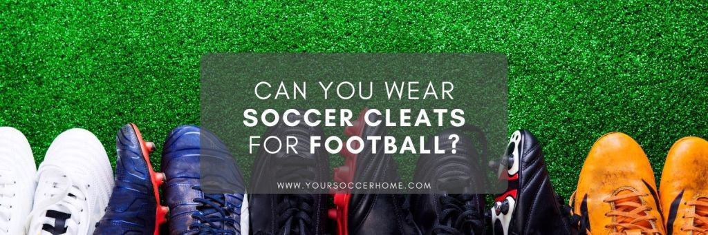 post title over image of soccer cleats