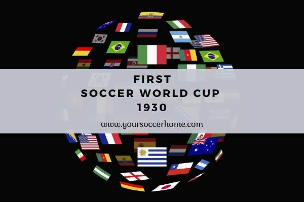 first soccer world cup