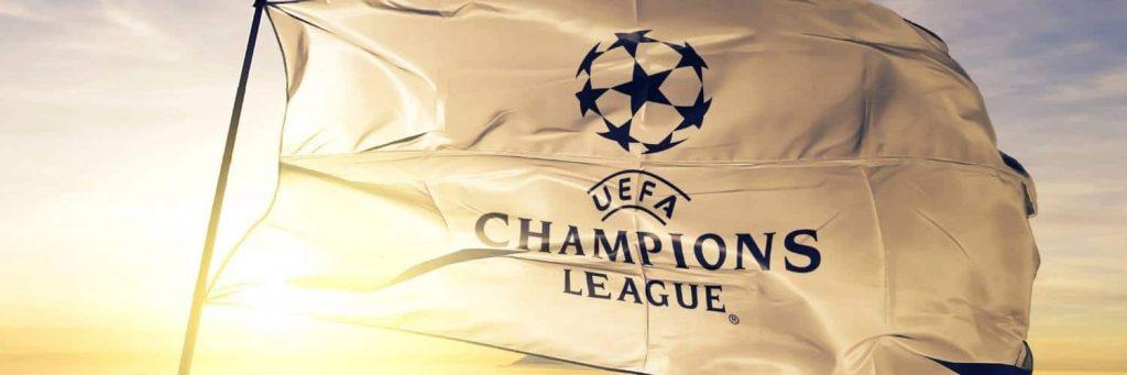 champions league flag