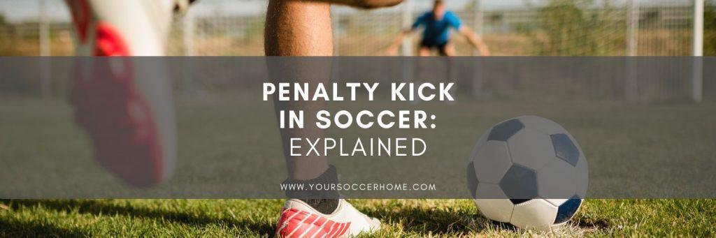 Penalty kick title image
