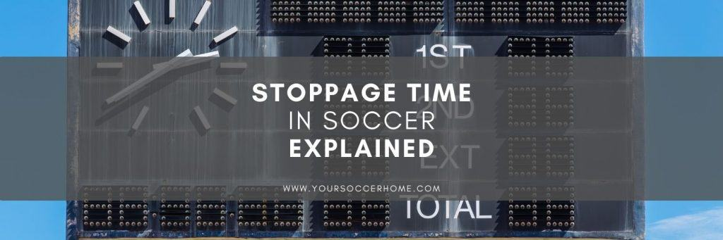 post title over image of soccer clock