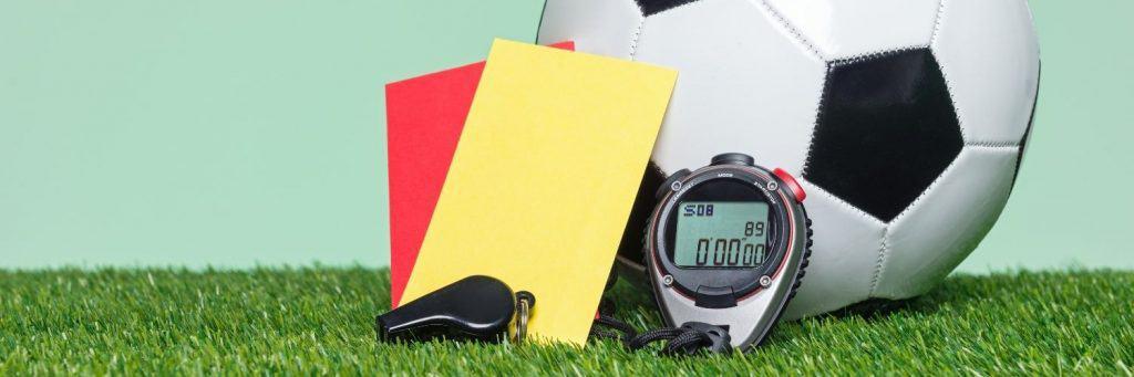 referee equipment