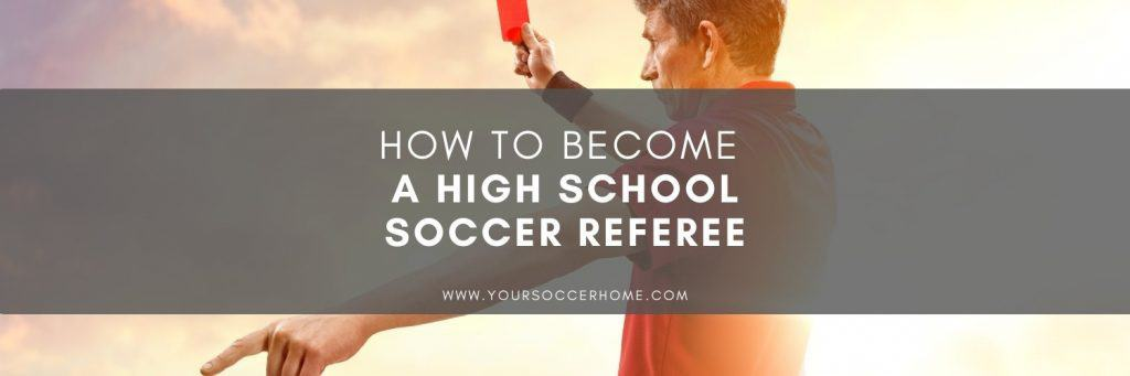 How to Become a High School Soccer Referee featured image