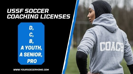 USSF soccer coaching levels